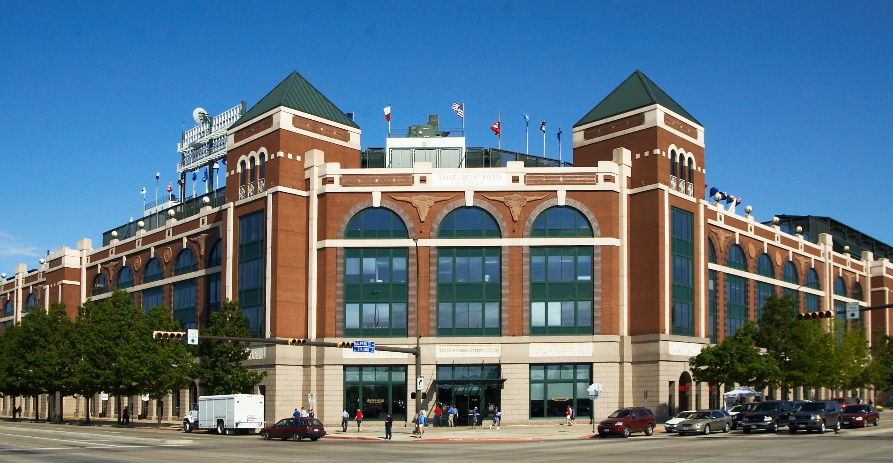 MLB Ballparks, From Oldest to Newest   Ballpark Digest