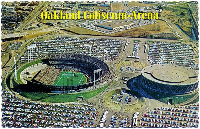 what will happen to oracle arena