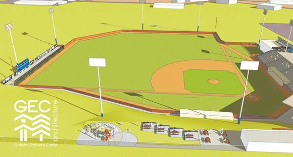 Proposed Cranbrook ballpark