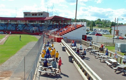 Port Arthur Stadium, Thunder Bay Border Cats
