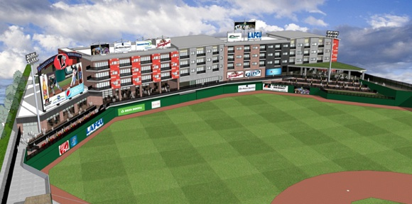 Cooley Law School Stadium renovations