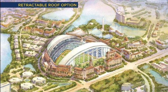 Carillon Business Park Tampa Bay Rays ballpark proposal