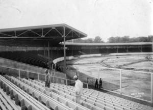 Bosse Field, 1915