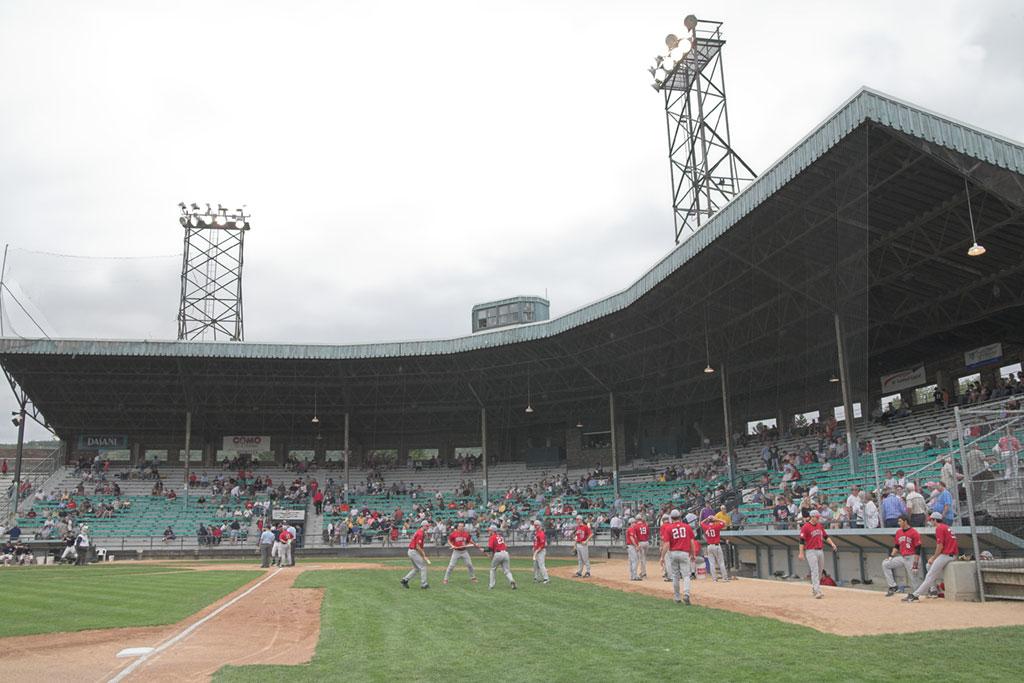 Wade Stadium, Duluth