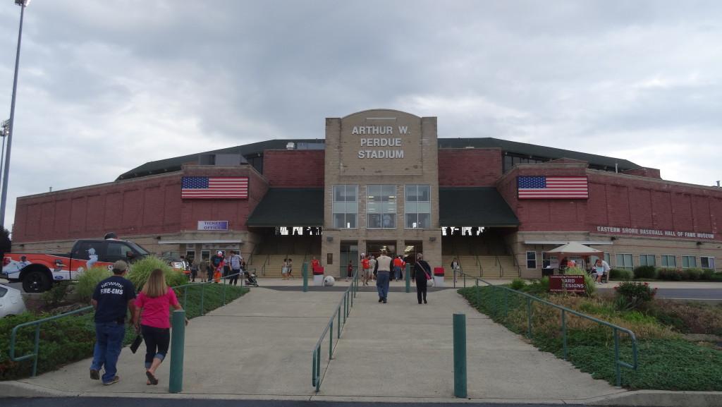 Perdue Stadium