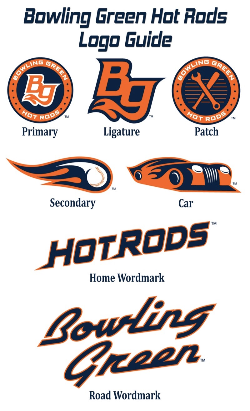 Bowling Green Hot Rods 2016