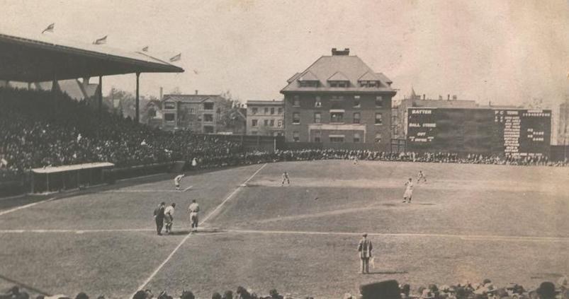 Weeghman Park, 1914