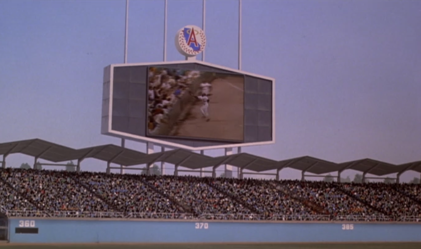 Dodger Stadium, The Naked Gun