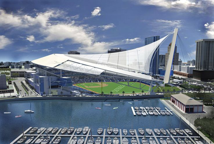 Tampa Bay Devil Rays proposal