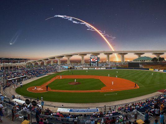 Proposed Titusville ballpark