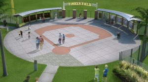 Tinker Field Tribute