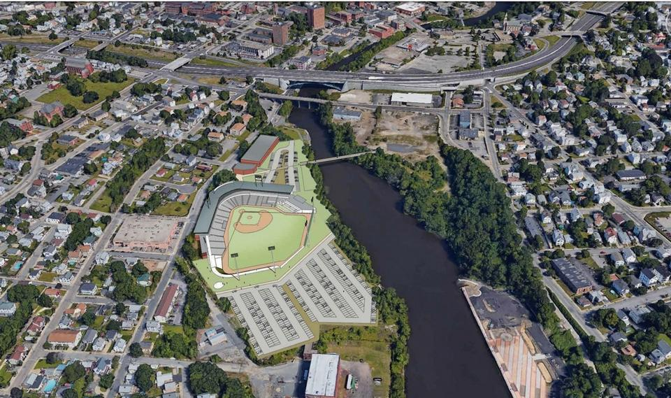 PawSox Tidewater Site Rendering
