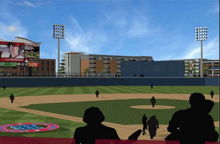 New High Point ballpark