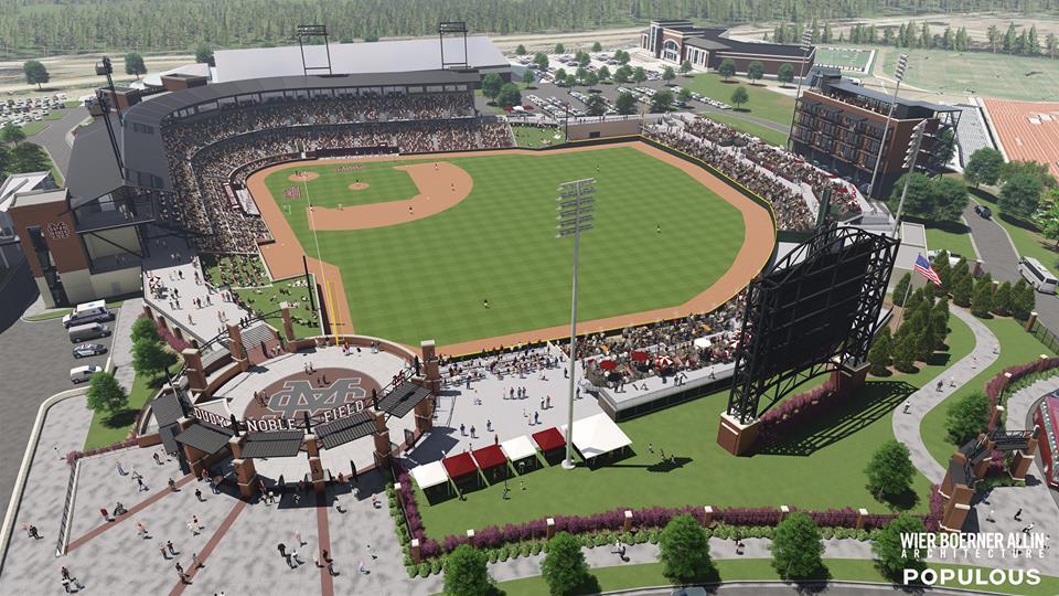 Dudy Noble Field rendering 2