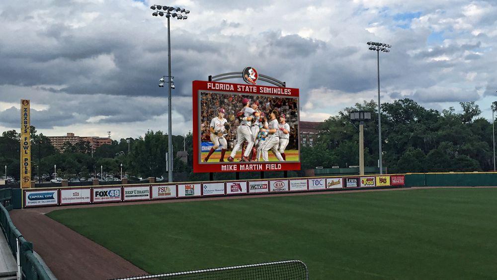Dick Howser Stadium Video Board Rendering