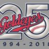 Winnipeg Goldeyes - 25th Anniversary GREY