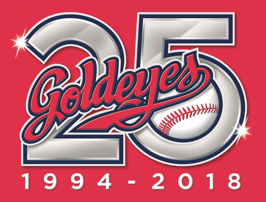 Winnipeg Goldeyes - 25th Anniversary RED