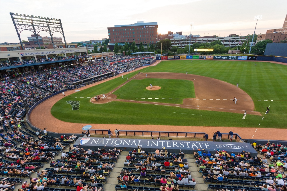 Canal Park Extended Netting
