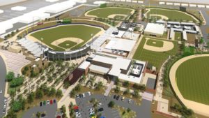 Maryvale Baseball Park renovation
