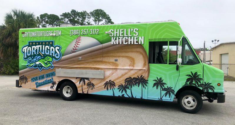 Daytona Tortugas Shell's Kitchen