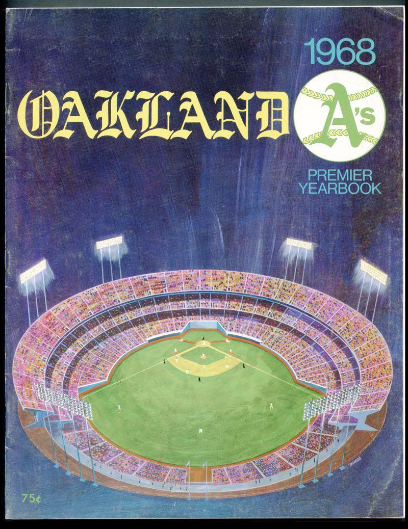 Oakland A's 1968