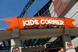 Orioles Kids Corner