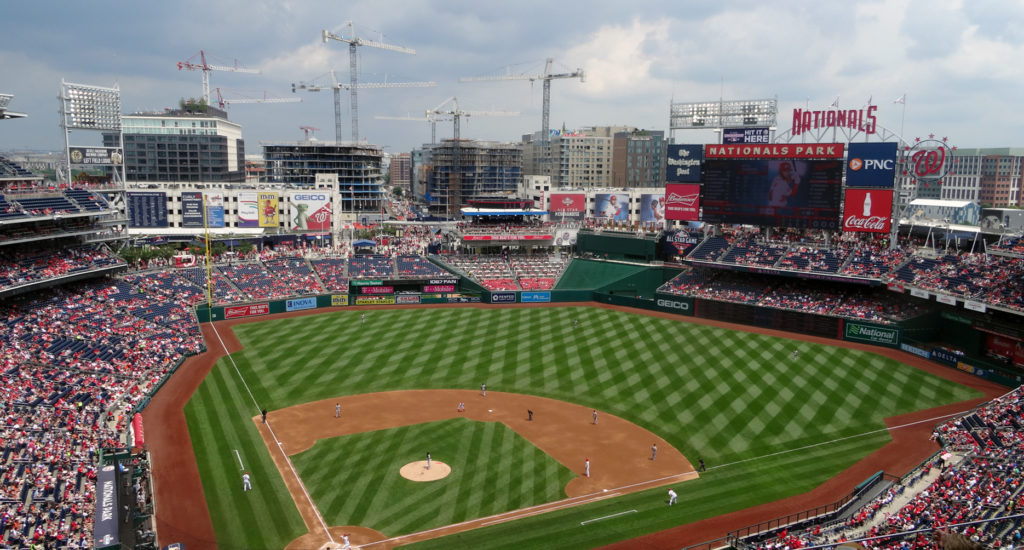 Nationals Park 2018