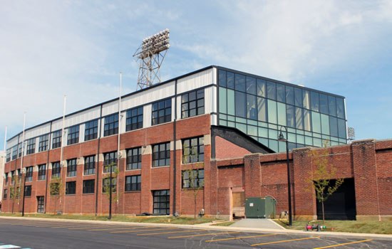 Bush Stadium Stadium Lofts