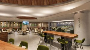Marlins Park club rendering