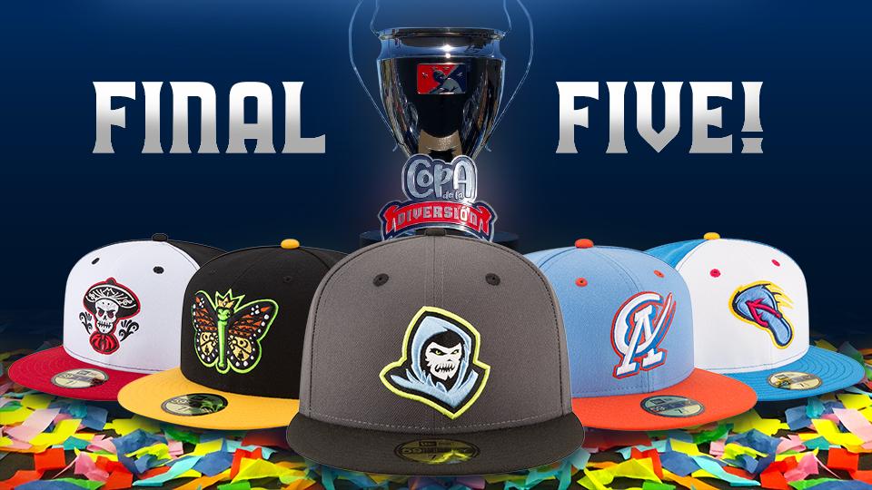 Copa de la Diversión finalists 2018