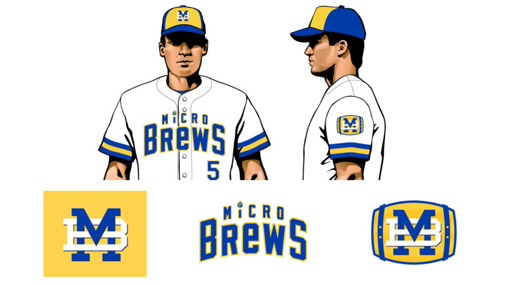 Carolina Micro Brews uniforms