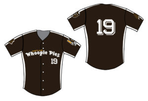 Maine Whoopie Pies jersey