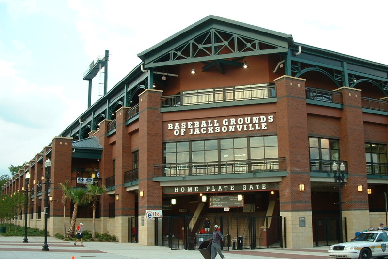 Baseball Grounds of Jacksonville