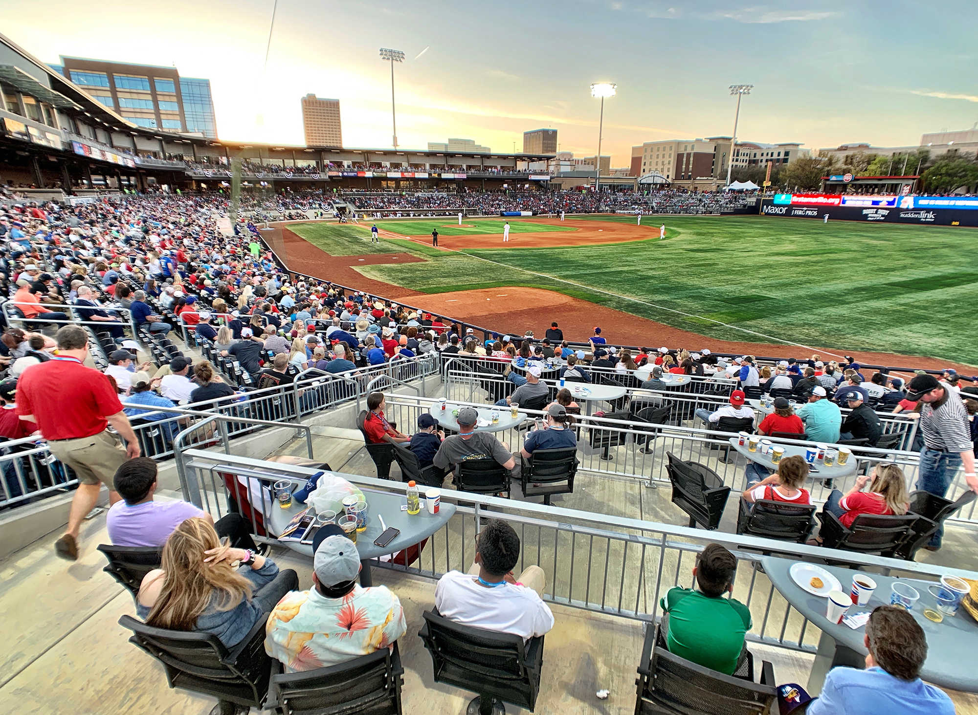 Hodgetown, Amarillo Sod Poodles, 2019