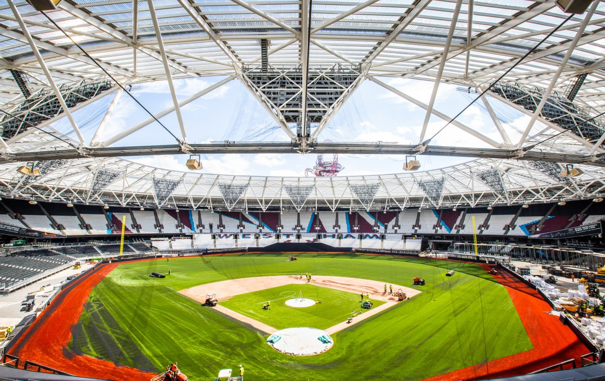 London Stadium MLB