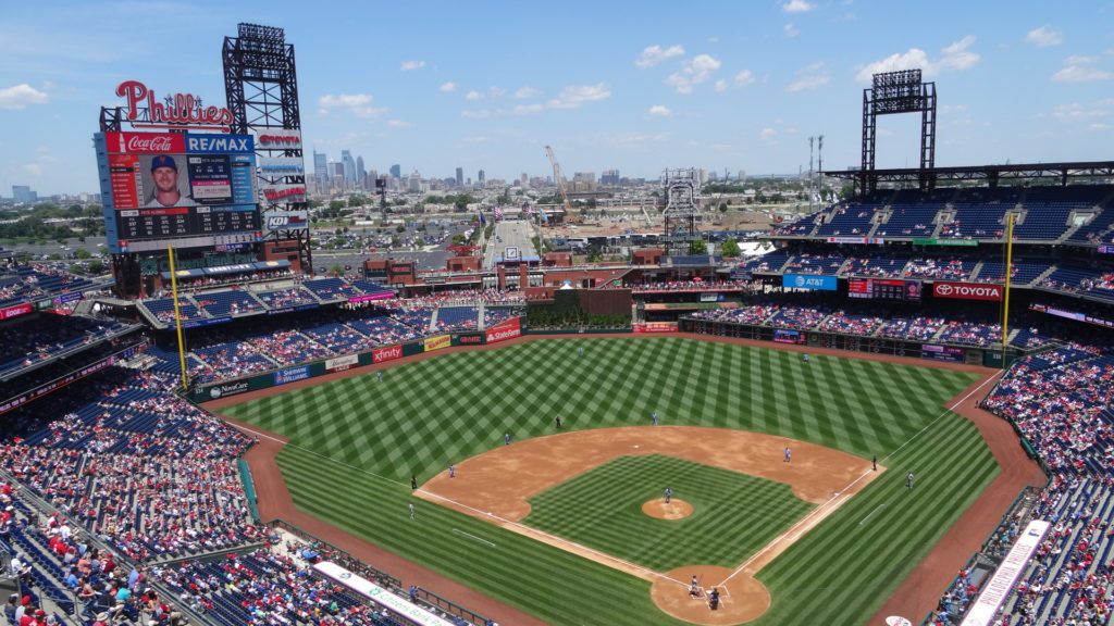 Citizens Bank Park 2019