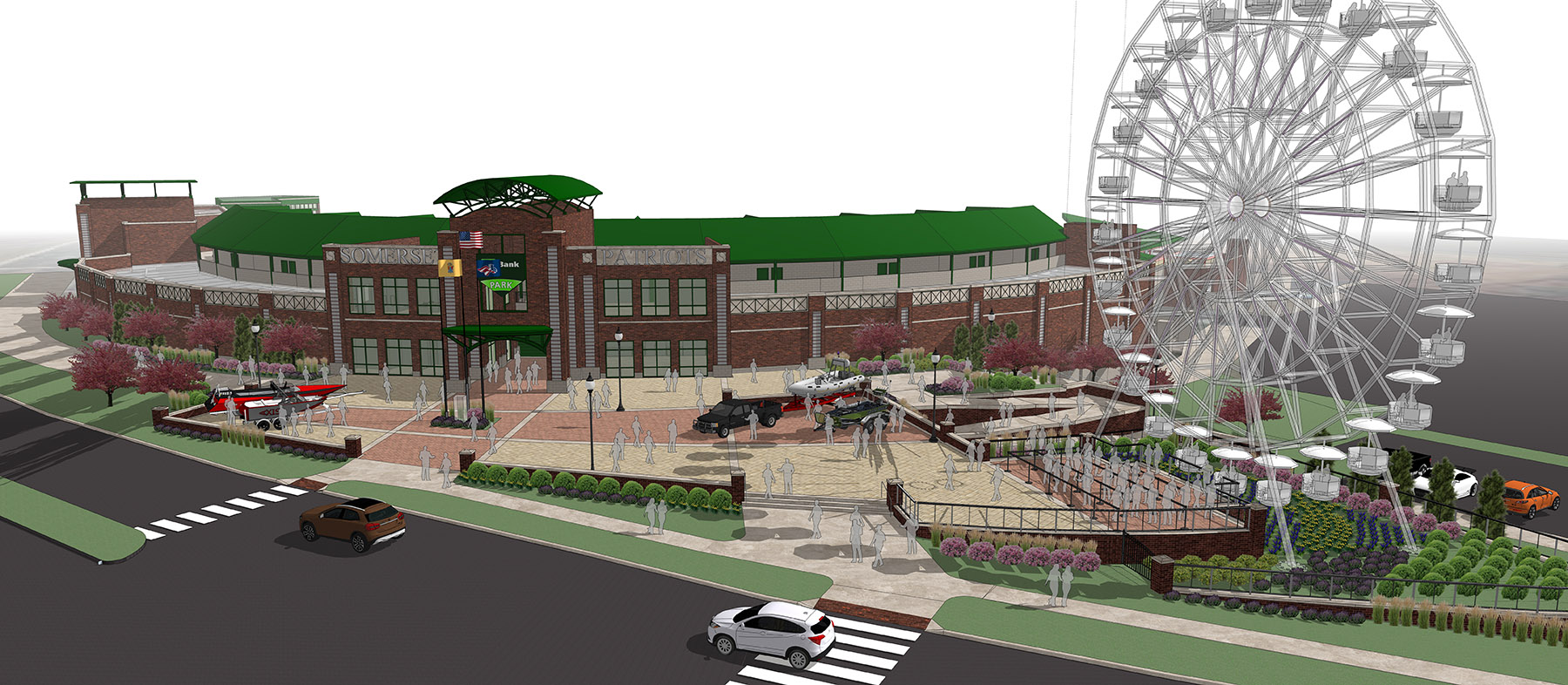 TD Bank Ballpark Improvements 2019