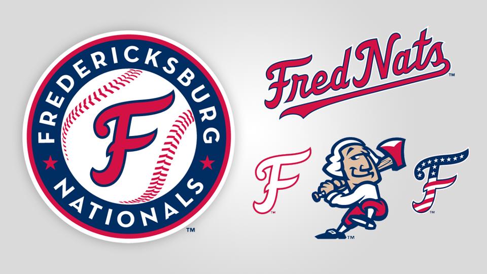 fredericksburg nationals logos