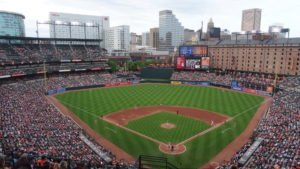 Oriole Park at Camden Yards 2019
