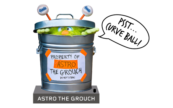Astro The Grouch