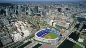 Proposed New Montreal MLB ballpark
