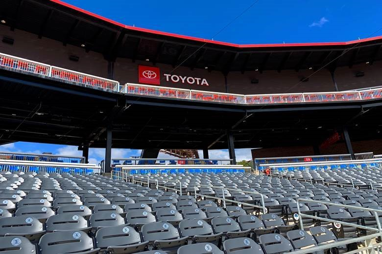 Toyota Field, Rocket City Trash Pandas