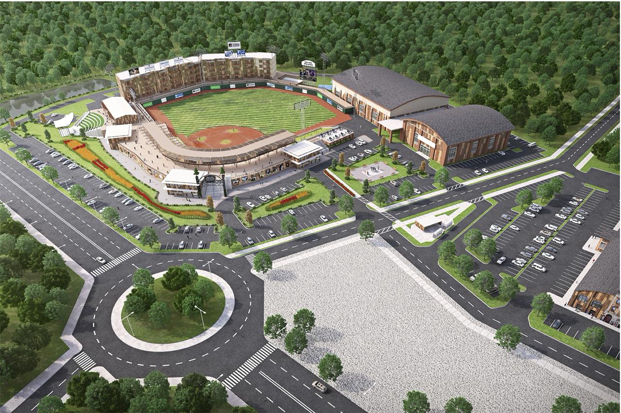 New Edmonton Prospects ballpark